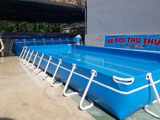 Bể bơi di động, bể bơi thông minh