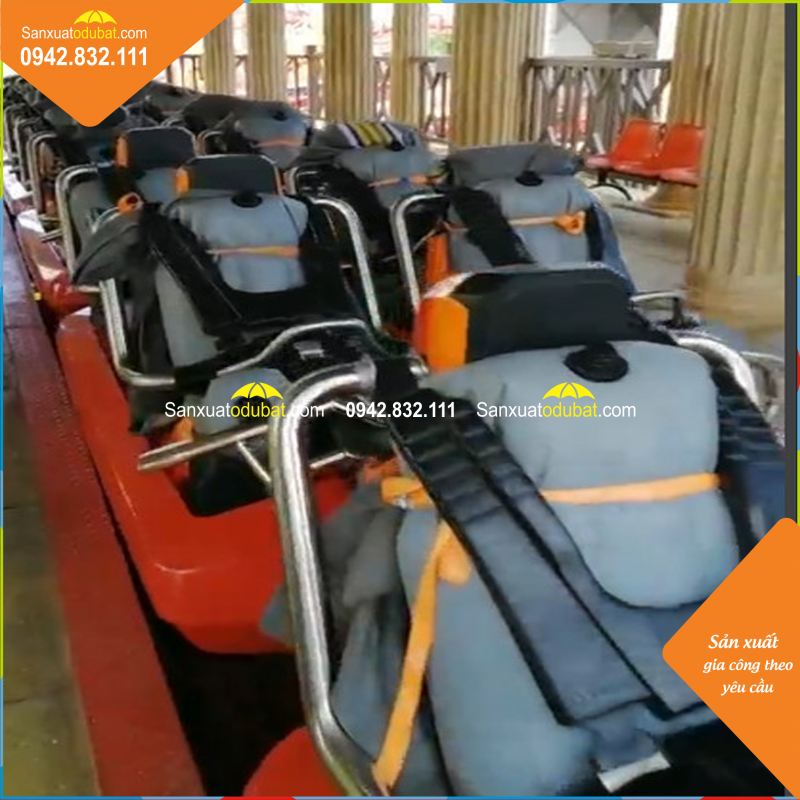 Túi thử tải cho tàu lượn siêu tốc