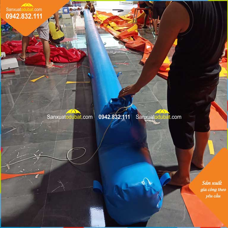 Túi thử tải cho tàu thuyền