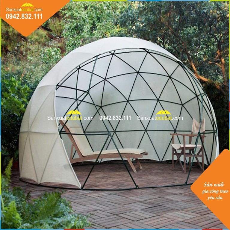 nhà lều mái vòm 1