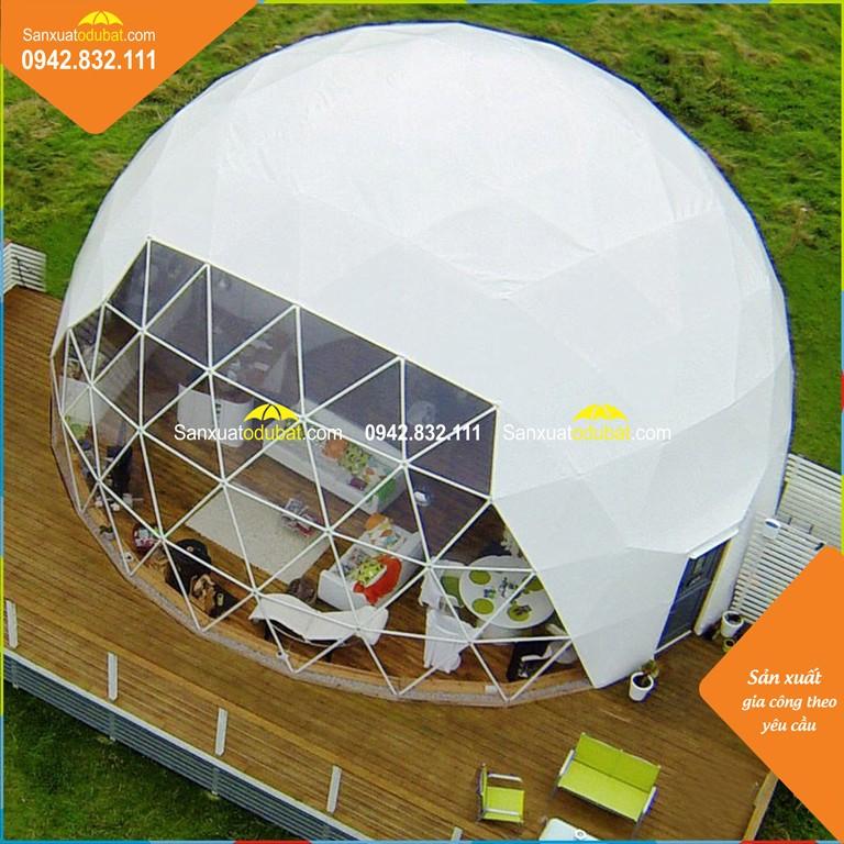 nhà lều mái vòm