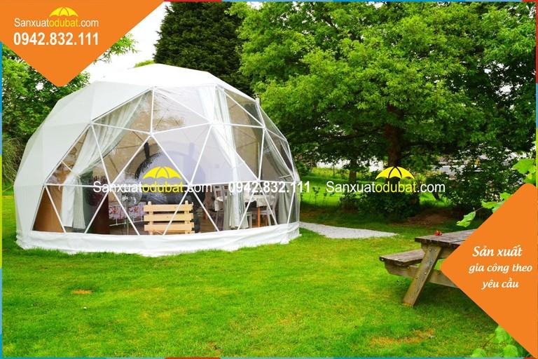 nhà lều mái vòm 3
