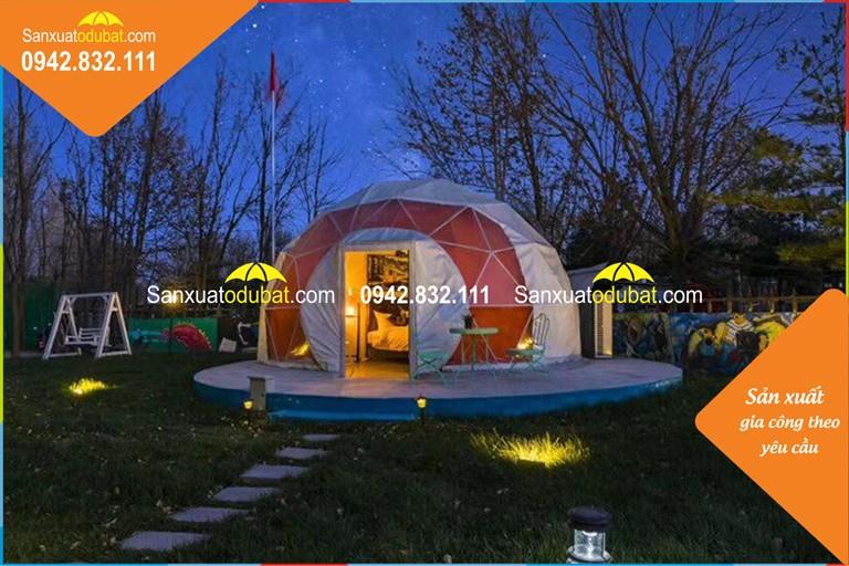 lều mái vòm 1