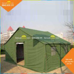 nhà lều quân đội